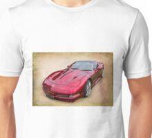 High End Vette Unisex T-Shirt
