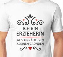 Erzieherin Unisex T-Shirt