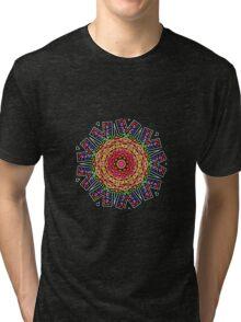 Mandalas 30 Tri-blend T-Shirt