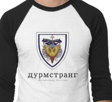 Durmstrang Institute Crest  Men's Baseball ¾ T-Shirt