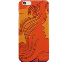 Sun Kissed Girl iPhone Case/Skin