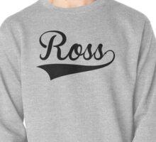Baseball Style Ross Pullover