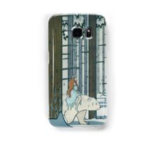 Ice Princess Samsung Galaxy Case/Skin
