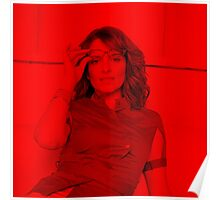 Tina Fey - Celebrity (Square) Poster