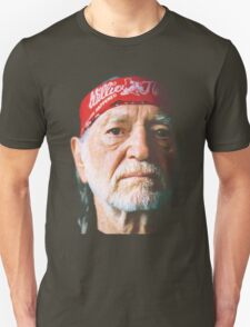 WILLIE NELSON TEL01 Unisex T-Shirt