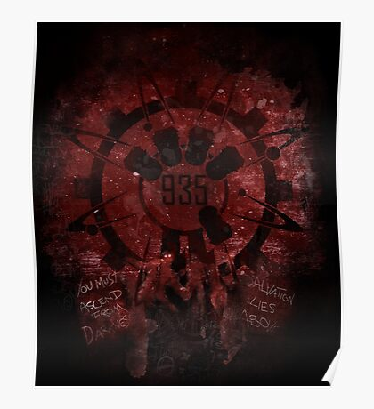 ZOMBIES: Group 935 Logo Poster