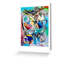 Intimate Glimpses, Journey of Life Greeting Card