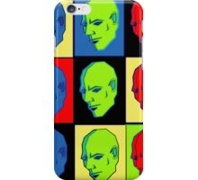 Same Face Different Colors iPhone Case/Skin
