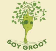 Soy Groot by Marc Lawrence