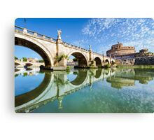 Timeless Rome Canvas Print