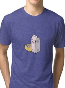 Milk in Love Tri-blend T-Shirt
