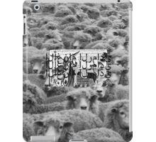 $uicideboy$ grey sheep 2  iPad Case/Skin