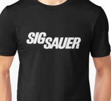 TeesRoom Men's Classic Logo SIG SAUER Short Sleeve T shirt Unisex T-Shirt