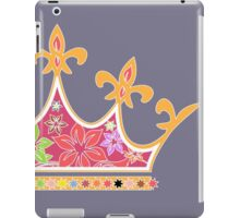 I've The Crown 1 iPad Case/Skin