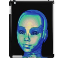 My Robot Girl iPad Case/Skin
