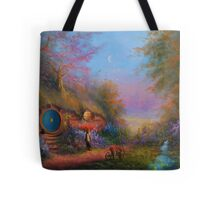 Evening In The Shire Tote Bag