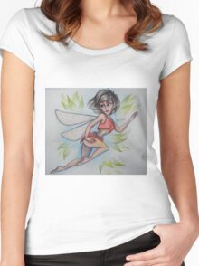 Ferngully Women's Fitted Scoop T-Shirt