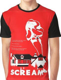 SCREAM Graphic T-Shirt
