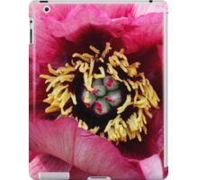 peony in spring iPad Case/Skin