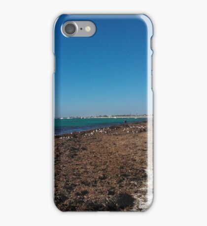 Lancelin strand iPhone Case/Skin
