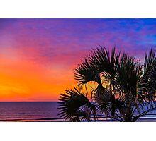 Tropical Sunrise Photographic Print