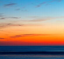 Early Morning Ocean by Kenneth Keifer