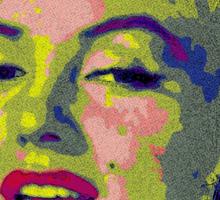 Queen of Pop Art Sticker
