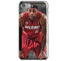 LeBron James x Dwyane Wade - The Brotherhood iPhone Case/Skin