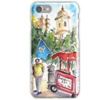 Cotton Candy In Noto iPhone Case/Skin