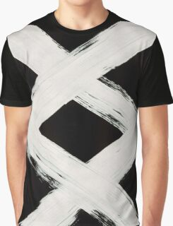 Anglo-Saxon Futhorc Ing ŋ Inverted Graphic T-Shirt
