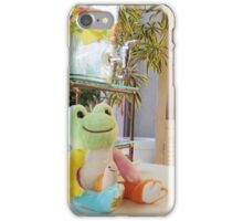 Colourful pickles  iPhone Case/Skin