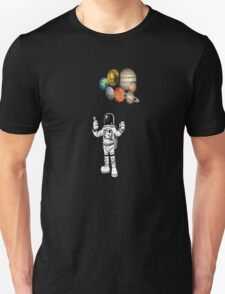 ASTRONOT RULE THE UNIVERSE Unisex T-Shirt