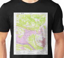 USGS TOPO Map Arkansas AR Russellville West 259547 1963 24000 Unisex T-Shirt