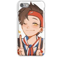 Summer Tracer  iPhone Case/Skin