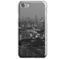 Looking From The Tokyo Broadcasting Tower  iPhone Case/Skin