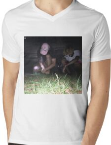$uicideboy$ g59 cover Mens V-Neck T-Shirt