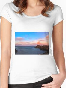 Robe Obelisk Women's Fitted Scoop T-Shirt