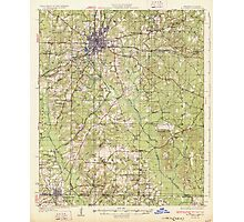 USGS TOPO Map Arkansas AR El Dorado 260042 1927 62500 Photographic Print