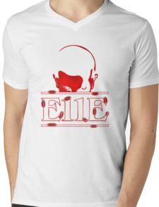 E11E - Stranger Things Mens V-Neck T-Shirt