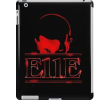 E11E - Stranger Things iPad Case/Skin