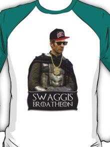 Swaggis Broatheon (Stannis Baratheon) swag game of thrones T-Shirt