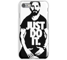 Just Duit  funny iPhone Case/Skin