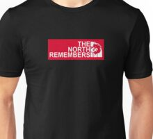 The North Remembers Winter Game T-Shirt T-Shirts 2016 Unisex T-Shirt