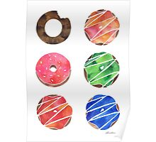 The Donut Collection Poster