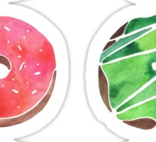 The Donut Collection Sticker