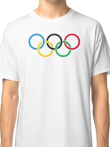 pic oly ring Classic T-Shirt