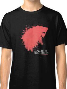 THRONES SHIRT, THE-NORTH-REMEMBERS T-SHIRT 2016 Classic T-Shirt