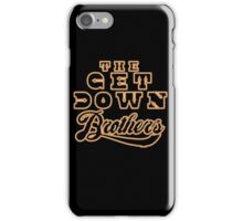 The Get Down  iPhone Case/Skin