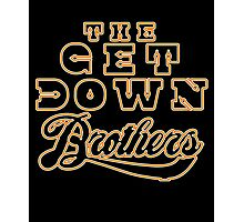 The Get Down  Photographic Print