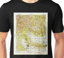 USGS TOPO Map Arkansas AR Lonoke 260151 1949 62500 Unisex T-Shirt